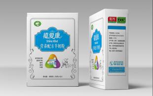 禧愛康營養配(pei)方羊(yang)奶粉